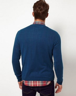 Image 2 ofASOS Bound Crew Neck Jumper