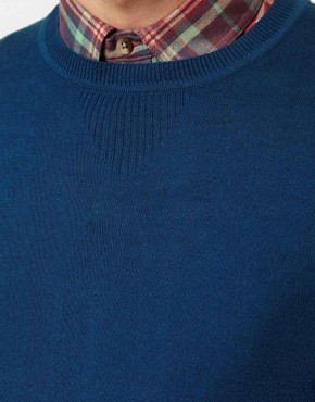 Image 3 of ASOS Bound Crew Neck Jumper