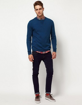 Image 4 of ASOS Bound Crew Neck Jumper
