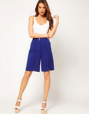 Image 1 ofASOS Loose Bermuda Short