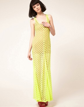 Image 1 ofThree Floor Pop Maxi Dress