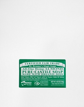 Image 1 ofDr. Bronner Pure-Castille Soap 140g