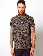 YMC Shirt with Willow Print