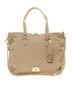 Image 1 ofJuicy Couture Quilted Lauryn Bag