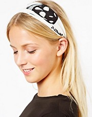ASOS Skull Print Head Scarf