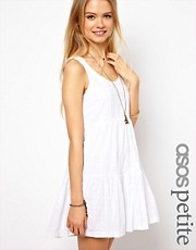 ASOS PETITE Exclusive Trapeze Dress