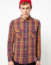 Levi's Vintage Shirt 1950 Shorthorn Check