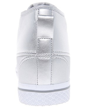 Image 2 of Adidas Honey Silver Hidden Wedge Trainers