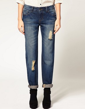 Bild 1 von ASOS  Vintage-Jeans im Boyfriend-Stil #13