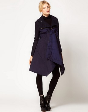 Image 4 ofMarithe Francois Girbaud Kouet Coat