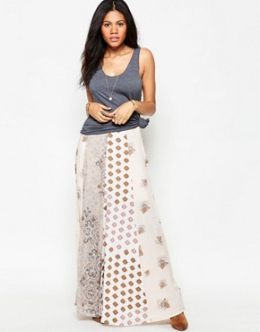 Free People Amazing Tech Skirt