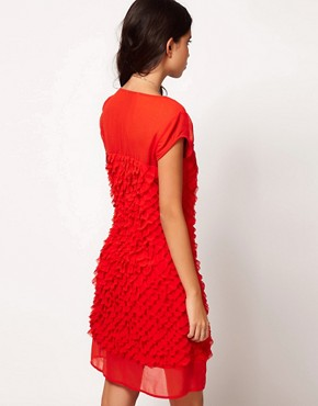 Image 2 ofJovonna Textured Dress