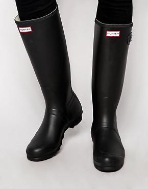 Image 1 of Hunter Original Tall Wellington Boots