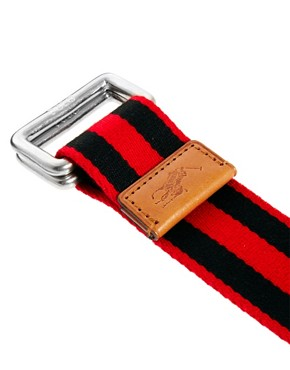 Image 4 ofPolo Ralph Lauren Stripe Belt