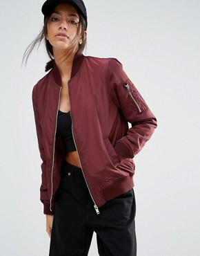 New Look Padded Bomber
