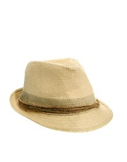 Selected Hill Straw Hat
