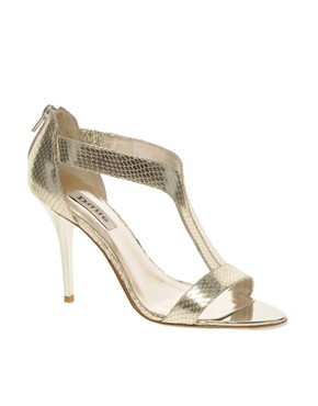 Image 1 ofDune Jazzy Diamante Sandal