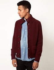 United Colours of Benetton Fleck Button Cardigan