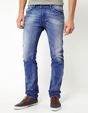 Diesel - Darron 811V - Light Exposure - Jeans regular slim