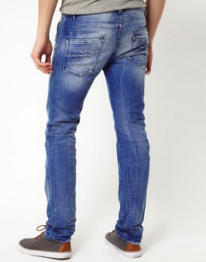 Image 2 ofDiesel Jeans Darron 811V Regular Slim Light Exposure