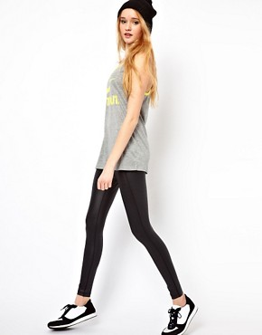 Image 1 ofNike High Shine Leggings
