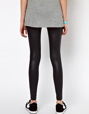 Image 2 ofNike High Shine Leggings