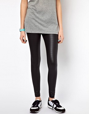 Image 4 ofNike High Shine Leggings