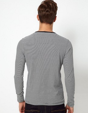 Image 2 ofJack &amp; Jones Long Sleeve Top