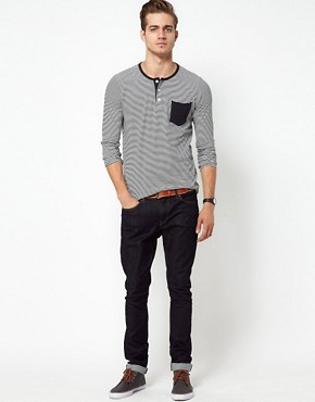 Image 4 ofJack &amp; Jones Long Sleeve Top