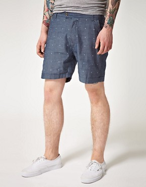 Image 1 ofSupremebeing Scarper Chambray Shorts