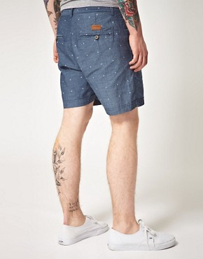 Image 2 ofSupremebeing Scarper Chambray Shorts