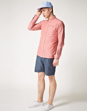 Image 4 ofSupremebeing Scarper Chambray Shorts