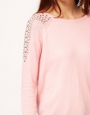 Image 3 ofRiver Island Shoulder Stud Jumper