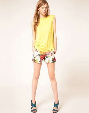 Image 1 ofTed Baker Floral Shorts