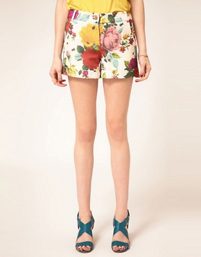 Image 4 ofTed Baker Floral Shorts