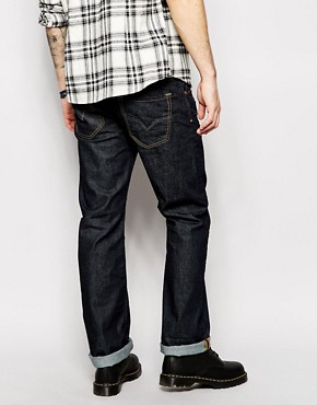 Image 2 ofDiesel Jeans Larkee Straight 8Z8