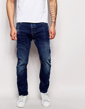 G-Star Jeans Arc 3D Slim Fit Medium Aged