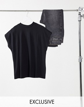 Weekday High Neck T-shirt