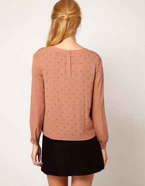 Image 2 ofWhistles Lilly Diamonte Top