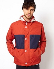 Paul Smith Jeans Waterproof Jacket with Chest Band