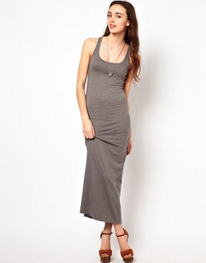 Image 1 of Vero Moda Racer Back Maxi Dress