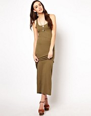 Vero Moda Racer Back Maxi Dress