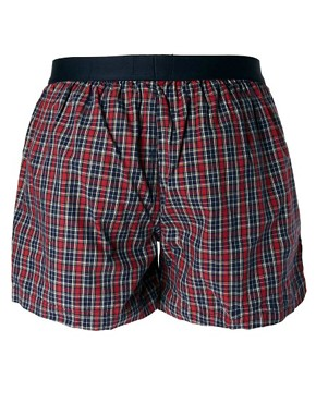 Image 2 ofEmporio Armani Woven Boxer