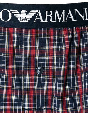 Image 3 ofEmporio Armani Woven Boxer
