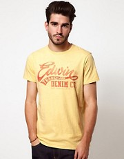 Edwin - T-shirt con logo
