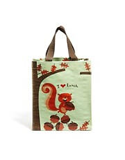 Blue Q &ndash; I Heart Lunch &ndash; Kleine Shopper-Tasche