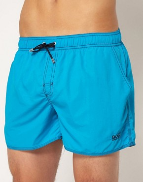 Image 1 ofBoss Black Lobster Swim Shorts