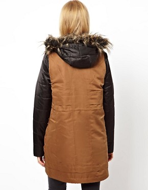 Image 2 ofASOS Gilet Parka
