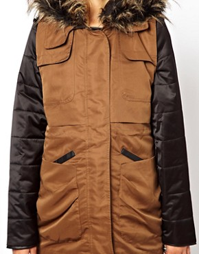 Image 3 ofASOS Gilet Parka