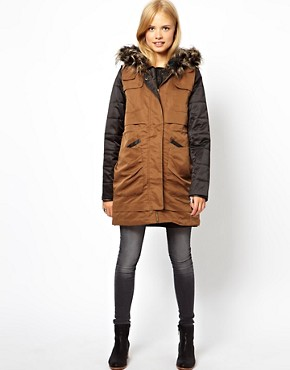Image 4 ofASOS Gilet Parka